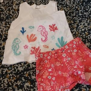 NWOT Gymboree Outfit